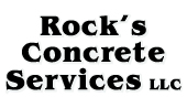 Rock's Concrete Services