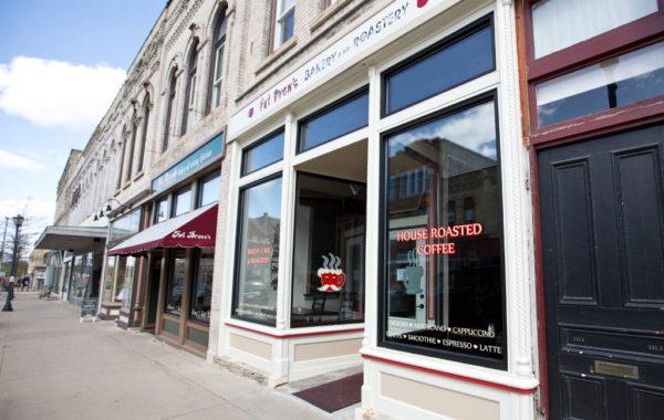 Historic Storefront Renovations