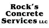 Rock's Concrete Services